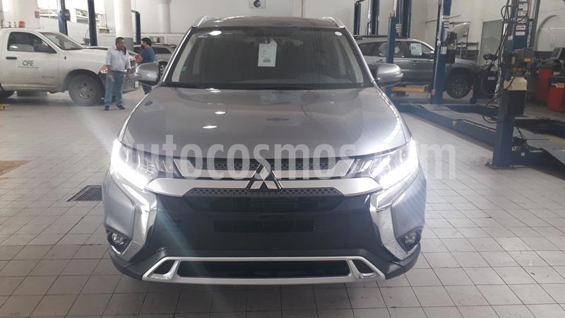 Mitsubishi Outlander 2.4L SE Plus usado (2019) color Gris Oscuro precio $430,000