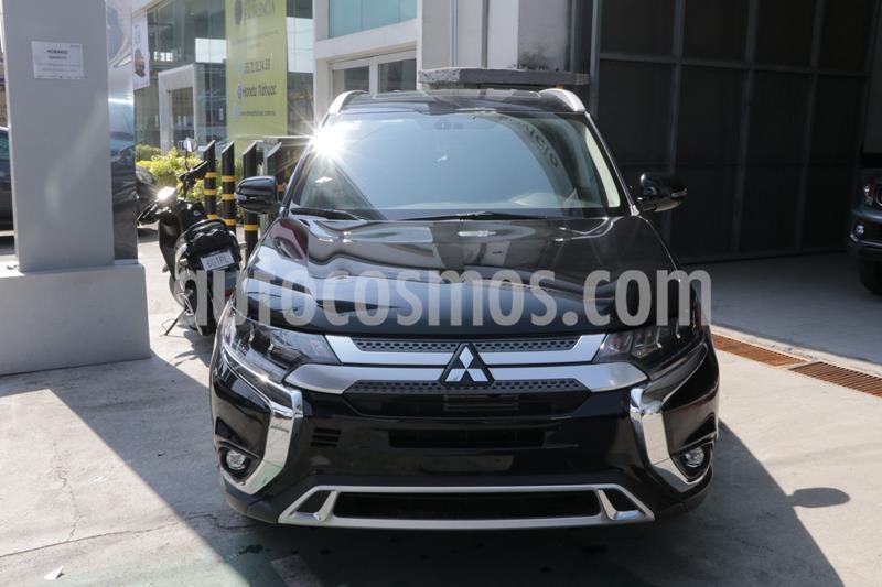 Mitsubishi Outlander 2.4L Limited usado (2019) color Negro precio $443,000