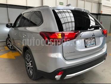 Mitsubishi Outlander 5P ES L4/2.4 AUT usado (2018) color Gris precio $350,000