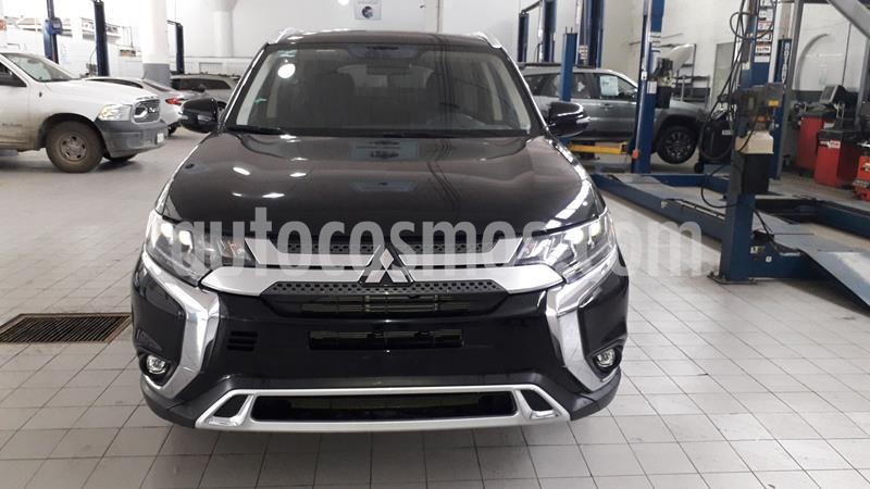 Mitsubishi Outlander 2.4L SE Plus usado (2019) color Negro precio $430,000