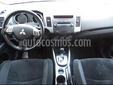 Mitsubishi Outlander 5p XLS L4/2.4 Aut usado (2013) color Plata precio $185,000