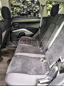 Mitsubishi Outlander 2.4L LS usado (2011) color Plata precio $125,000