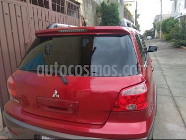 Mitsubishi Outlander 2.4L XLS usado (2006) color Rojo precio $73,500