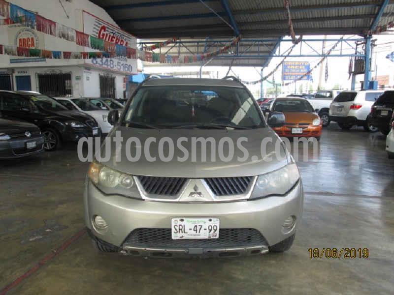 Mitsubishi Outlander ES usado (2008) color Gris precio $115,000