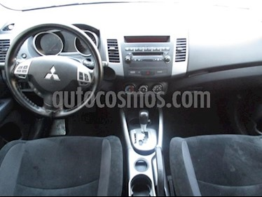 Foto Mitsubishi Outlander 5p XLS L4/2.4 Aut usado (2013) color Plata precio $185,000