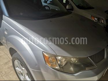 Mitsubishi Outlander 3.0L XLS Premium usado (2008) color Plata precio $105,000