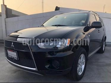 Mitsubishi Outlander 5P XLS L4/2.4 AUT usado (2013) color Negro precio $165,000