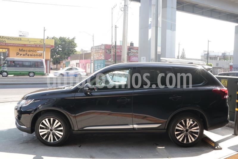 Mitsubishi Outlander 2.4L Limited usado (2019) color Negro precio $441,900