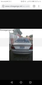 Foto venta carro usado Mitsubishi Signo GLi 1.3L (2008) color Plata