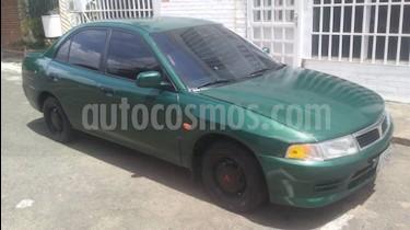 Mitsubishi Signo GLi 1.3L usado (2007) color Verde precio BoF2.002.300