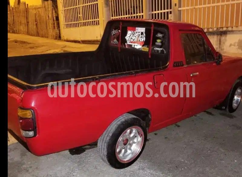 Nissan 1200 4x2 cab.sen usado (1994) color Rojo precio u$s2.000