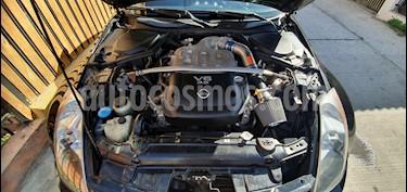 Nissan 350Z Coupe 3.5 6Mec 2P usado (2007) color Negro precio $8.500.000