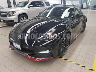 Foto venta Auto usado Nissan 370Z 2p Nismo V6/3.7 Aut (2018) color Negro precio $650,000