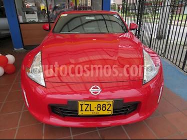foto Nissan 370Z 3.7L Aut usado (2016) color Rojo precio $96.900.000
