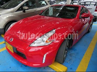 Foto venta Carro usado Nissan 370Z 3.7L Aut (2016) color Rojo precio $95.900.000