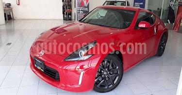 Nissan 370Z 2p Touring V6/3.7 Aut usado (2018) color Rojo precio $399,800