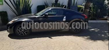Nissan 370Z 2P TOURING V6/3.7 AUT usado (2016) color Negro precio $430,000