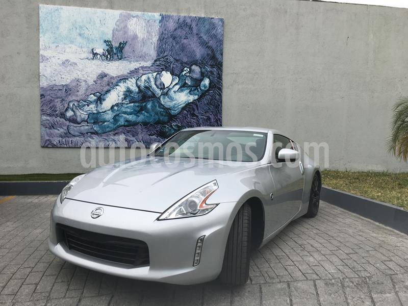 Nissan 370Z Touring usado (2017) color Plata Dorado precio $399,999