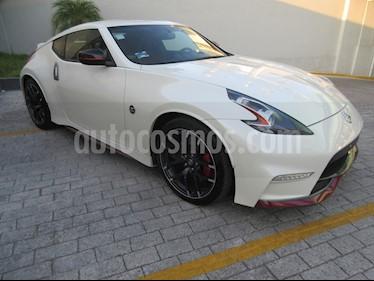 Nissan 370Z Nismo usado (2018) color Blanco precio $724,999