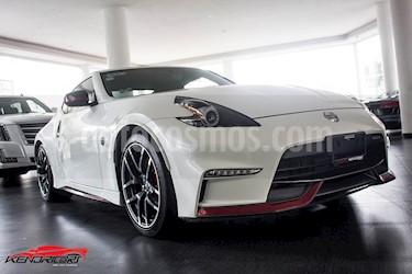 Foto venta Auto usado Nissan 370Z Nismo (2018) color Blanco precio $649,000