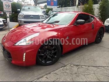 Nissan 370Z Touring Aut usado (2015) color Rojo precio $359,000