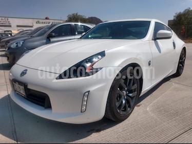 Foto venta Auto usado Nissan 370Z Touring Aut (2018) color Blanco precio $499,000