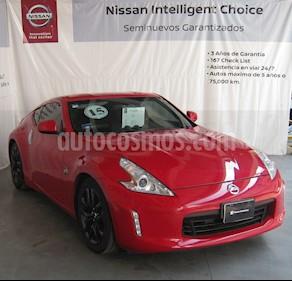 Foto venta Auto usado Nissan 370Z Touring Aut (2015) color Rojo precio $380,000