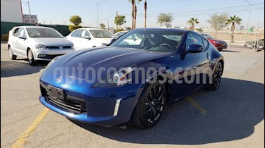 Foto venta Auto usado Nissan 370Z Touring (2018) color Azul precio $509,800