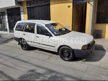 Nissan AD Wagon  usado (1997) color Blanco precio u$s3,500