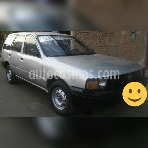 Nissan AD Wagon  usado (1995) color Plata precio u$s2,500