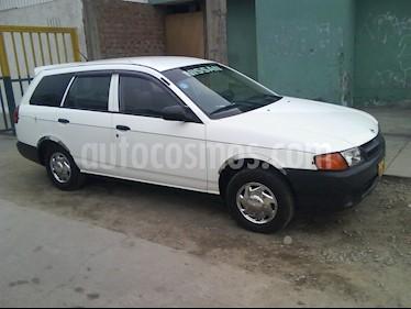 Foto venta Auto usado Nissan AD Wagon  (2000) color Blanco precio u$s3,200