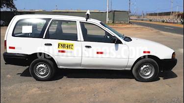 Foto venta Auto usado Nissan AD Wagon  (1998) color Blanco precio $4,100
