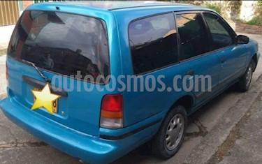 Foto venta Carro usado Nissan Adwagon 1.6L Full - (1995) color Azul precio $9.000.000
