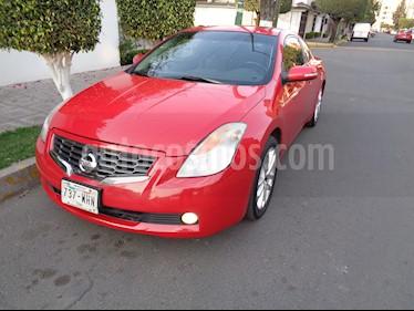 Foto venta Auto usado Nissan Altima Coupe SR 3.5L (2009) color Rojo precio $95,000