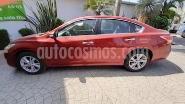 Nissan Altima 4p Advance L4/2.5 Aut usado (2013) color Negro precio $159,000