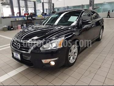 Foto Nissan Altima 4p Advance Navi L4/2.5 Aut usado (2013) color Negro precio $185,000
