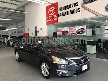 Foto venta Auto usado Nissan Altima 4p Sense L4/2.5 Aut (2015) color Azul Marino precio $189,000