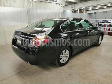 Foto venta Auto usado Nissan Altima 4p SL High Aut Piel Climatronic CD Modo Manual Q/C (2010) color Negro precio $135,000