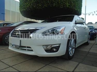 Foto venta Auto usado Nissan Altima ADVANCE NAVI 2.5L (2015) color Blanco precio $219,000