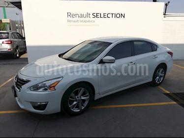 Foto venta Auto usado Nissan Altima Advance NAVI (2014) color Blanco precio $210,000