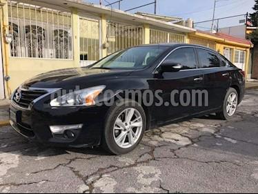 Nissan Altima Advance NAVI usado (2014) color Negro precio $189,000
