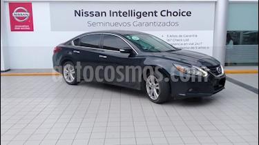 Foto venta Auto usado Nissan Altima Advance NAVI (2018) color Azul precio $319,000