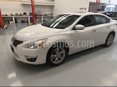 Foto venta Auto usado Nissan Altima Advance NAVI (2016) color Blanco precio $220,000