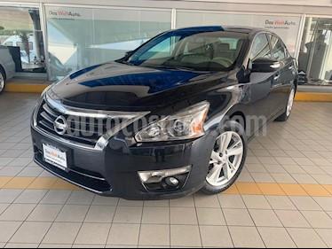 Nissan Altima Advance NAVI usado (2016) color Azul Metalico precio $229,900