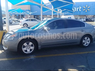 Foto venta Auto Seminuevo Nissan Altima Advance (2007) color Gris Oxford precio $80,000