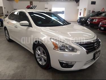 Foto venta Auto usado Nissan Altima Advance (2014) color Blanco precio $215,000
