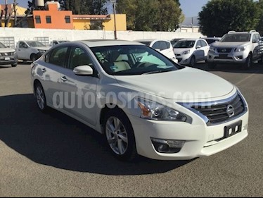 Foto venta Auto usado Nissan Altima ALTIMA ADVANCE NAVI 2.5L 18 (2016) color Blanco precio $257,000
