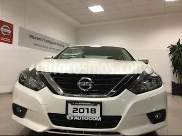 Foto venta Auto usado Nissan Altima ALTIMA ADVANCE NAVI 2.5L 18 (2018) color Blanco precio $382,000