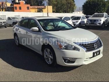 Foto venta Auto usado Nissan Altima ALTIMA ADVANCE NAVI 2.5L (2016) color Blanco precio $257,000