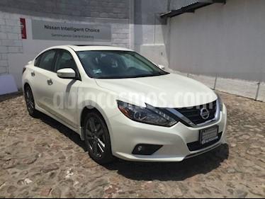 Foto venta Auto usado Nissan Altima ALTIMA ADVANCE NAVI CVT (2018) color Blanco precio $371,000